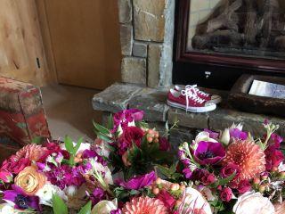 Mum's Flowers 1
