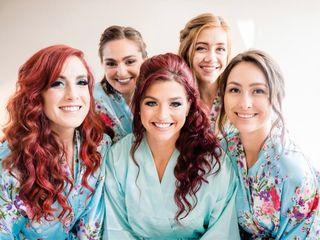 Cassandra Garza - Makeup Artist & Hair Team 3