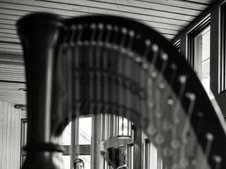 Harpist - Mary Keener 1