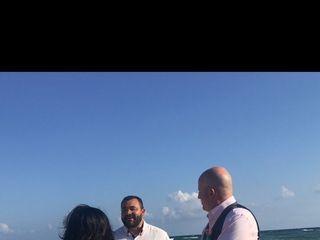 Riviera Maya Wedding Minister 1