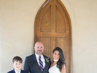 Pastor David Sweet wedding officiant 2