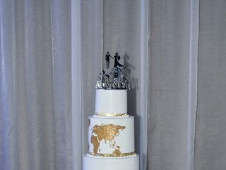 Perfect Wedding Cake 3