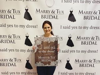 Marry & Tux Bridal 1