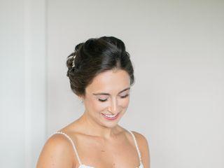 Jennifer Kinford Weddings- Hair & Makeup 1