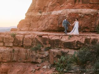 Sedona Bride Photographers 1