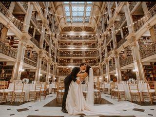 George Peabody Library 1