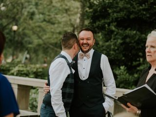 Tulis McCall - New York Celebrant: Wedding Officiant and Interfaith Minister 3