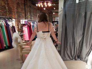 Zazou's Bridal Boutique & Tuxedos 2