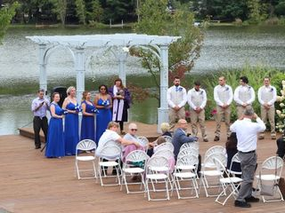 Pine Cradle Lake Weddings & Events 4