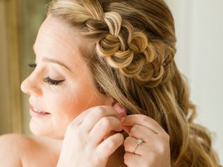 Gorgeous Locks and Makeup 5