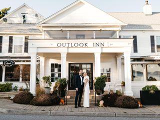 Outlook Inn and New Leaf Cafe on Orcas Island 1
