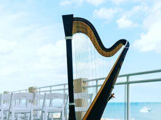 Vince Zentner Harpist 1