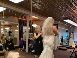 Wendy's Bridal Cincinnati 1