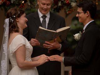 Wedding Officiant Extraordinaire 3