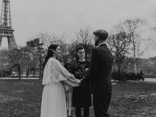 The Paris Officiant 1