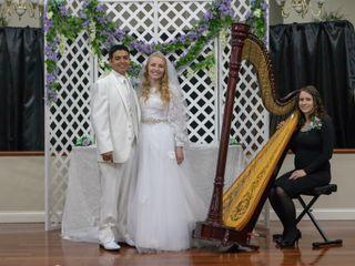 Lydia Haywood - Harpist 2