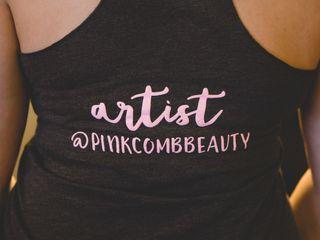 Pink Comb Studio. 5