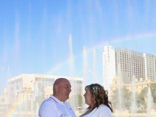 Las Vegas Wedding Wagon 1