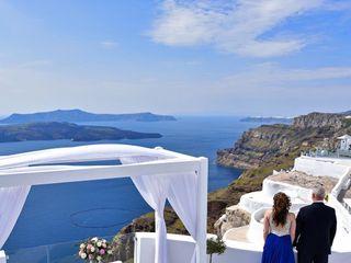 Santorini Weddings by Anna - Pixel Tours 7