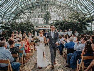 Garfield Park Conservatory Wedding.Garfield Park Conservatory Venue Chicago Il Weddingwire