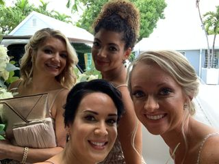 Key West Wedding Hair and Makeup Artistry 3