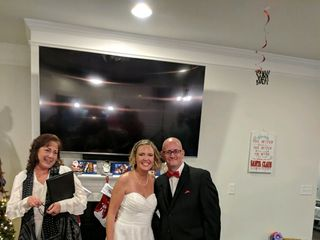 Just Married Myrtle Beach 1