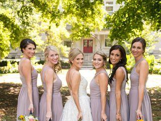 Wedding Hair by Mollie Monthie Radden 2