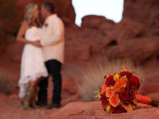 Las Vegas Bouquet 1