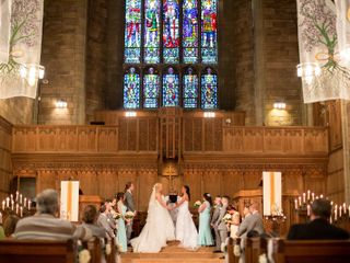 Montclair Wedding Sanctuary 5