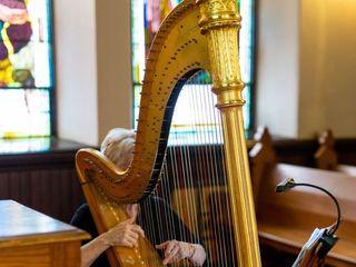 Virginia Schweninger, Harpist 1