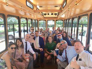 OBX Wedding Trolley 4