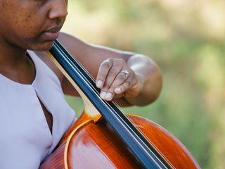 Classical Cellist 4