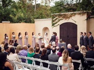 Mi-Ri El Khoury, Wedding Officiant 4