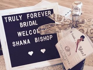 Truly Forever Bridal 2