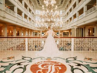 Disney's Fairy Tale Weddings Florida 3