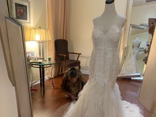 Dora Baker's Bridal Alterations 2