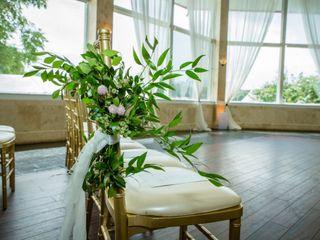 Piedmont Room & Piedmont Garden Tent 1