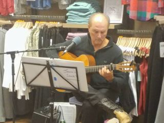 John P. Martinez Guitarist Extraordinaire 1