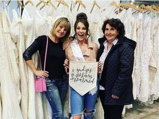 Blue Bridal Boutique 1