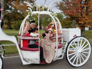 Carriage Limousine Service - Horse Drawn Carriages 1