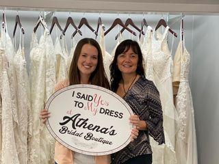 Athena's Bridal Boutique 5