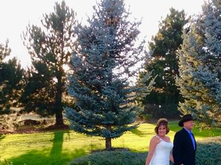 Rocky Mountain Dream Weddings by Julie Wright-Kile, Wedding Officiant 2