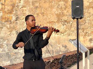 Jazael el violinista 1