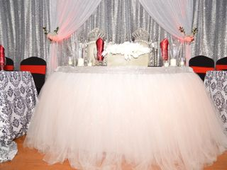 SBD EVENTS and THE FANTASY TABLE SKIRT(R) 6
