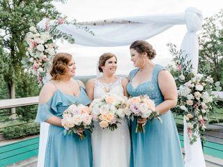 Baltimore Bridal Hair 3