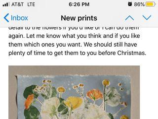 Eternal Bouquet Prints 3
