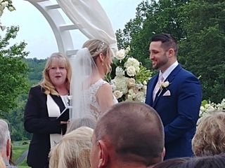 """More Than Words"" Wedding Officiant 2"