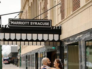 Marriott Syracuse Downtown 2