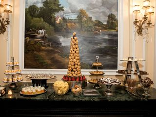 Oheka Castle's Executive Pastry Chef Daniel Andreotti  5