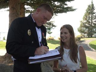 Carol Criddle Non-Denominational Wedding Officiant 4